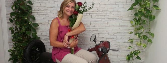 Auguri alla nostra editrice Rossella Peruzzi