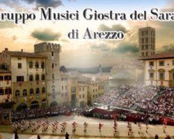 Gruppo Musici Giostra del Saracino di Arezzo – Fly Live con il Presidente Mario Nocentini venerdì 29 settembre ore 11.00