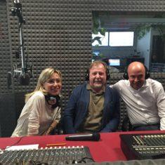 Fly_Live con il Presidente della Camera di Commercio Andrea Sereni  03.10.2017