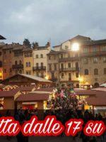 RadioFly diretta Mercatini di Natale Arezzo