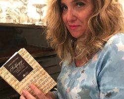 """""""Solfeggi"""" – Cinzia Della Ciana presenta il suo nuovo libro a Radio Fly mercoledì 9 maggio ore 12"""
