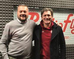 Massimo Pavanel ospite di Radio Fly venerdì 18 maggio