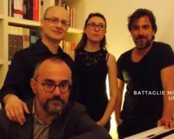Tra filosofia, musica e teatro – Fly Live con il Prof. Simone Zacchini e il Dott. Pier Luigi Rossi mercoledì 18 luglio dalle ore 10.00