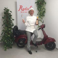 """""""Il vino e le sue declinazioni"""" con Raffaella Torzoni 5° puntata"""