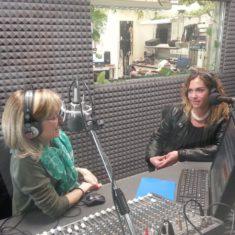 Intervista a Nadia Cascini 05.04.2017 ospite a RadioFly