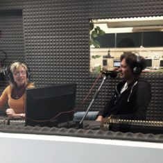 Intervista a Dr.GAM  in studio a RadioFly