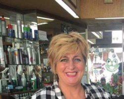 """Stamani 10 aprile in studio la """"Barbiera d'Arezzo"""" Rita Funghini"""