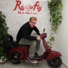 Fly-Live con Uberto Kovacevic 29 Maggio 2017