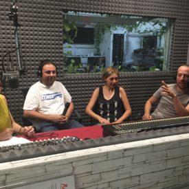 L'universo in Fly_Live con il gruppo Astrofili Arezzo