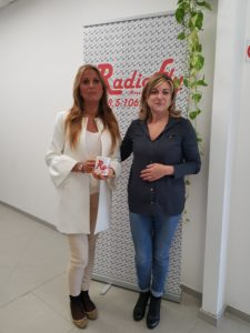 Silvia Chiassai su RadioFly