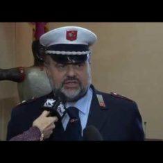 One Shot con il Vicecomndante della Polizia Locale, Aldo Poponcini