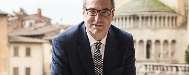 Maurizio D'Ettore ospite di 'Arezzo Svegliati' venerdì 12 luglio, ore 10.05