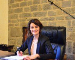 Francesca Basanieri, Sindaco di Cortona, ospite di Arezzo Svegliati venerdì 7 settembre dalle ore 10.00