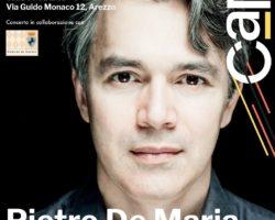 Per gli ascoltatori di RadioFly biglietti del concerto del Maestro Pietro De Maria a prezzo speciale!