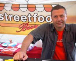 Il progetto Streetfood – Fly Live con Massimiliano Ricciarini mercoledì 12 settembre dalle ore 10.05