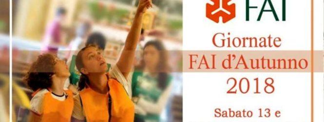 Giornata Fai d'Autunno: intervista ad Anna Goti, giovedì 11 ottobre, ore 11,30