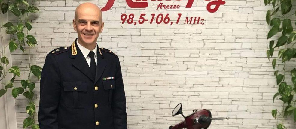 COMMISSARIO POLIZIA STRADALE, LUCA FIORI