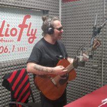 Carmelo Pipitone ospite di Radio Fly