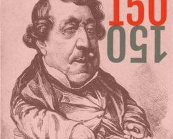 Gioacchino Rossini, l'uomo dalle mille sfaccettature, venerdì 7 dicembre, ore 12.00