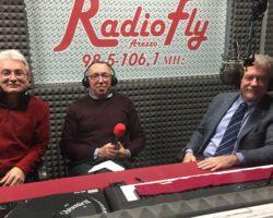 Il Sindaco Ghinelli ad Arezzo Svegliati, venerdì 23 aprile, ore 10.05