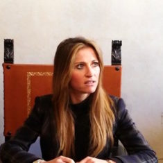 La Presidente della Provincia Silvia Chiassai Martini