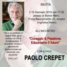 FLYMUG: intervista a Paolo Crepet per l'incontro di 'Futuro Aretino'