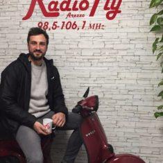 'One Shot' con Marco Gallorini sulla musica italiana nelle radio