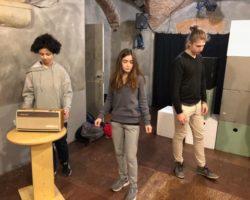 Martedì 22 gennaio alle 11.35, Rete Teatrale Aretina presenta 'Allievi per Allievi'