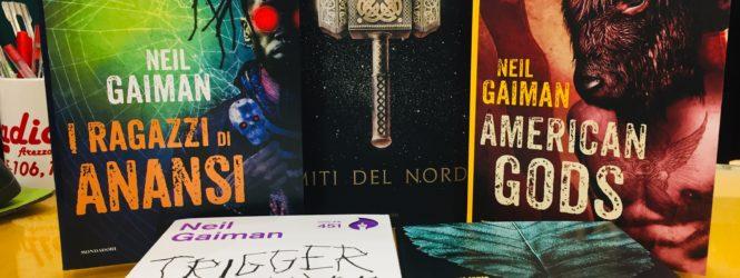 Neil Gaiman: una carriera lunga e costellata di successi, mercoledì 13 febbraio, ore 11.05