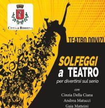 Solfeggi a Teatro, intervista a Cinzia della Ciana