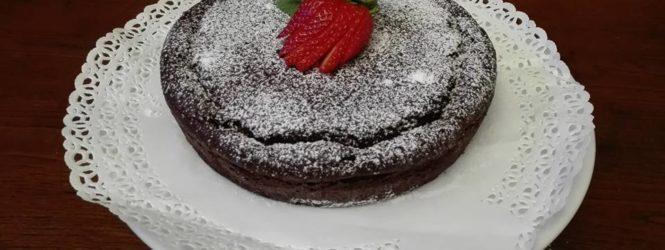 """Torta al cioccolato a """"Racconti in cucina"""", martedì 12 febbraio, ore 11.35"""