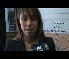 'One Shot' con Beatrice Benelli, Presidente Ingegneri Arezzo