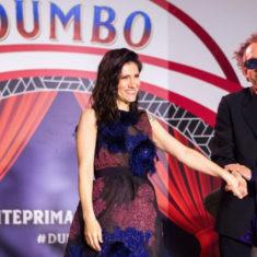 Elisa protagonista in Dumbo…