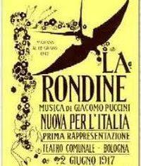 Magda, la 'rondine' di Puccini