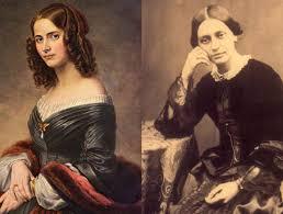 Eroine Nascoste, Clara Schumann e Fanny Mendelssohn