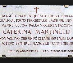 'Intervista Impossibile' a Caterina Martinelli