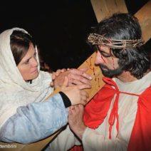 A 'One Shot' la Via Crucis di Santa Firmina