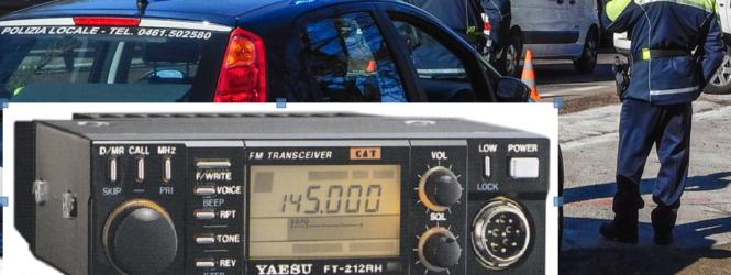 Il radioamatore multato dalla polizia locale in Valsugana: confronto su RadioFly