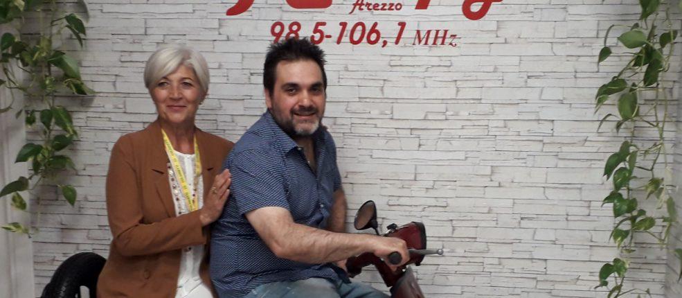 LIDIA CASTELLUCCI E GIANLUCA DRAGO PRESENTANO 'CUOCHI AL MERCATO'