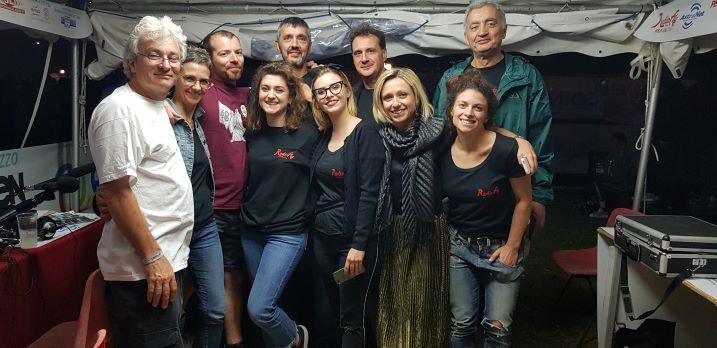 FOTO RICORDO DELLA XV EDIZIONE MENGO MUSIC FEST