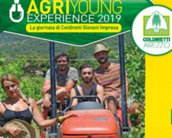 Agri Young Experience, giovedì 25 luglio ore 11.35