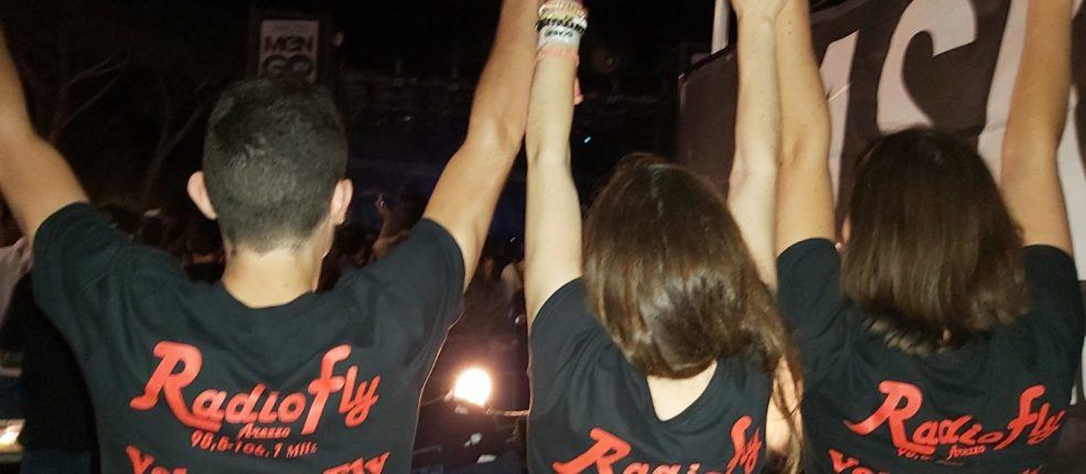 FOTO RICORDO DALLA XV EDIZIONE MENGO MUSIC FEST