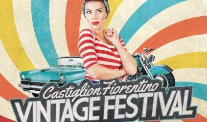 'Vintage Festival', giovedì 8 agosto alle ore 10.05, la presentazione dell'edizione 2019