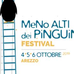 'Meno Alti dei Pinguini' il festival dedicato all'infanzia, dal 4 al 6 ottobre 2019