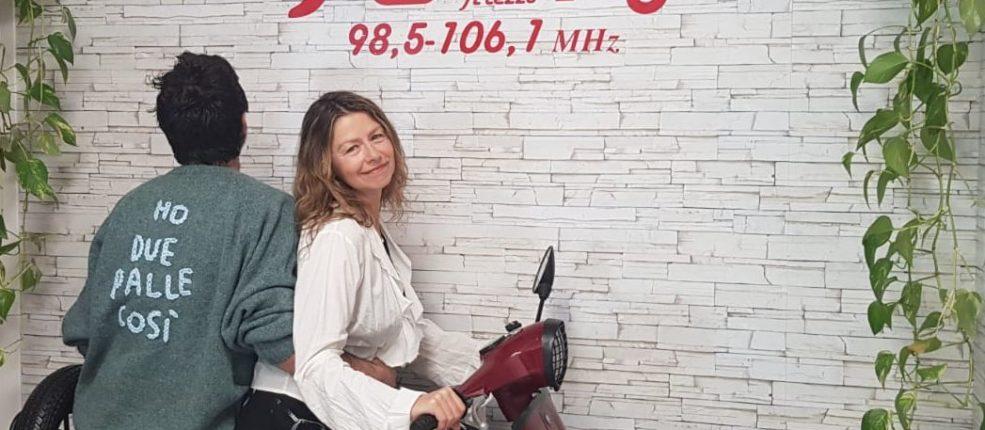 AMANDA SANDRELLI E LUCA BALDINI