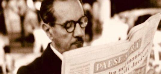 'Un filosofo in mostra', martedì 12 novembre, ore 9.35