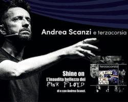 """In sindaco Ghinelli: il 14 seconda edizione di """"Shine On """" al Teatro Petrarca nel 40° anniversario di """"The Wall"""""""