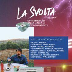 #LaSvolta puntata N°6