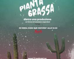 Pianta Grassa, giovedì 16 gennaio ore 10.35