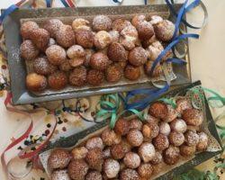 Castagnole con ricotta agli agrumi nei 'Racconti in cucina' di lunedì 24 febbraio, ore 10.05